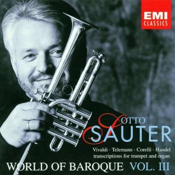 Otto Sauter - World of Baroque Vol. 3
