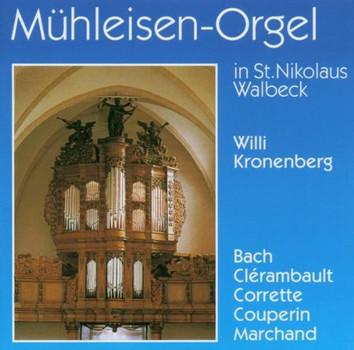 Willi Kronenberg - Die Mühleisen-Orgel in St. Nikolaus, Walbeck