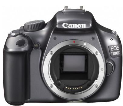 Canon EOS 1100D grijs