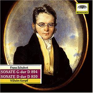 Wilhelm Kempff - Resonance - Schubert (Klaviersonaten)