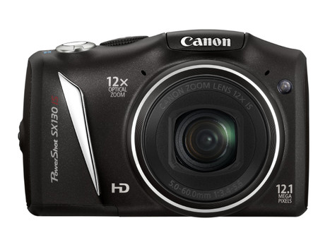 Canon PowerShot SX 130 IS nero
