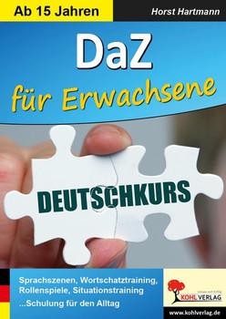 Effektive Deutsch-Tests für Zuwanderer. A-Niveau - Horst Hartmann [Taschenbuch]
