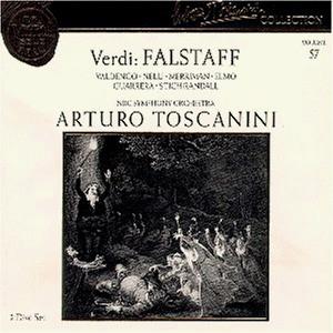 Giuseppe Verdi - Verdi: Falstaff (Gesamtaufnahme) (ital.)