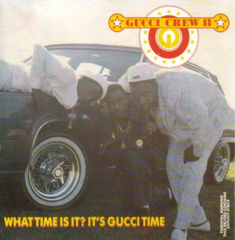 Gucci Crew II - What time is it-It's Gucci time
