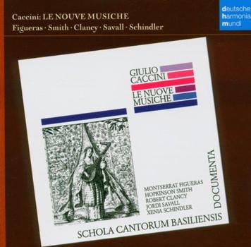 Schola Cantorum Basiliensis (Scb) - Le Nuove Musiche,Firenze 1601