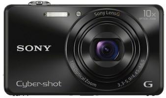 Sony DSC-WX220 zwart