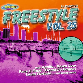 Various - Freestyle Vol.25