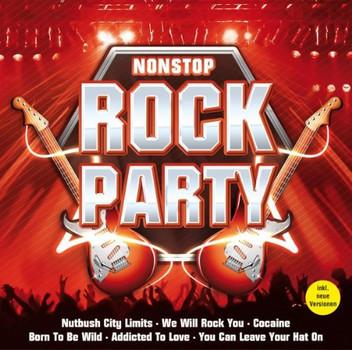 Various - Nonstop Rock Party