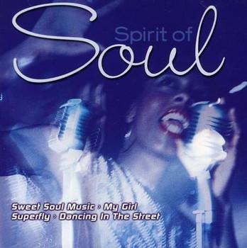 Verschiedene Interpreten - Spirit of Soul