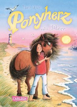 Ponyherz 13: Ponyherz am Meer - Usch Luhn  [Gebundene Ausgabe]