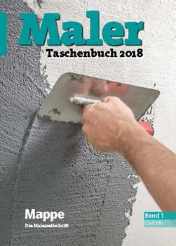 Maler Taschenbuch 2018. Bd. 1 Chefinfo [Taschenbuch]