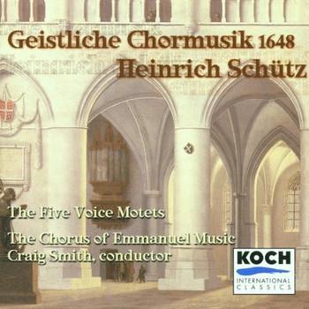 Smith - Geistliche Chormusik 1648