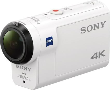 Sony FDR-X3000R 4K [Live View Remote Kit] blanco