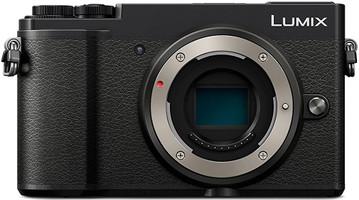 Panasonic Lumix DC-GX9 noir