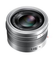 Panasonic Leica DG Summilux 15 mm F1.7 ASPH. 46 mm Obiettivo (compatible con Micro Four Thirds) argento