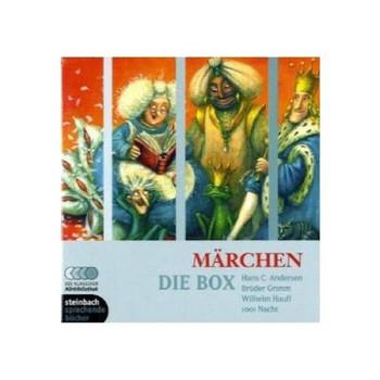Märchen - Die Box. 18 ausgewählte Märchen. 10 CDs
