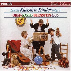 Ravel,Bernstein & Co Org - Klassik für Kinder Folge 4