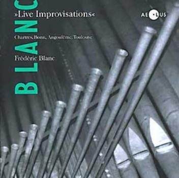 Frederic Blanc - Life Improvisations