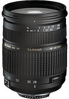 Tamron AF SP 28-75 mm F2.8 ASL Di IF LD XR Macro 67 mm Obiettivo (compatible con Sony A-mount) nero