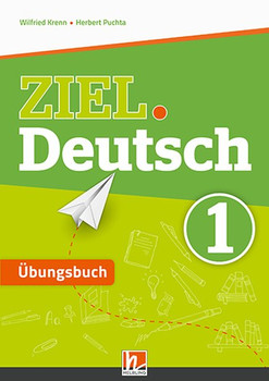 ZIEL.Deutsch 1 - Übungsbuch + E-Book. SBNr. 181.373 - Herbert Puchta  [Taschenbuch]