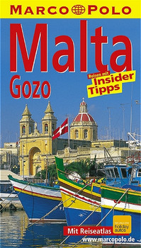Marco Polo Reiseführer Malta, Gozo - Klaus Bötig