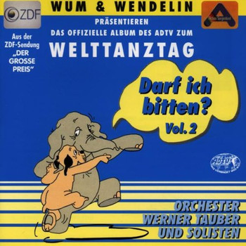 Werner Orchester Tauber - Darf Ich Bitten Vol.2