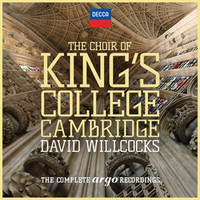 Choir Of King's College,Cambridge/Willcocks - The Complete Argo Recordings (Ltd.Edt.) [29 CDs]