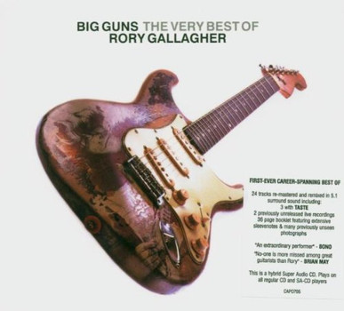 Rory Gallagher - Big Guns-the Very Best of