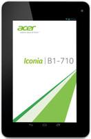 "Acer Iconia B1-710 7"" 16 Go SSD [Wi-Fi] bleu"