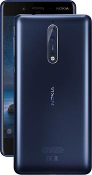 Nokia 8 64GB rosso blu