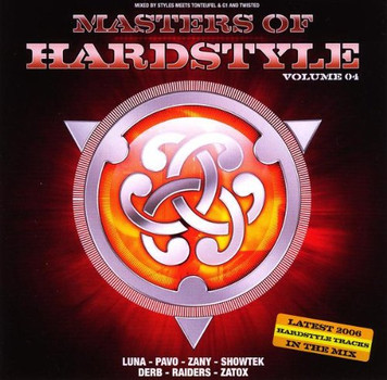 Various - Masters of Hardstyle Vol.4