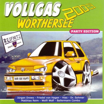 Various - Vollgas Wörthersee 2003-Party