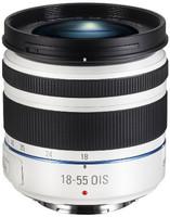 Samsung NX 18-55 mm F3.5-5.6 i-Function OIS III 58 mm Objectif (adapté à Samsung NX) blanc