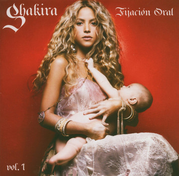 Shakira - Fijacion Oral (CD+Dvd)