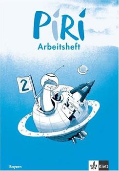 Piri. Das Sprach-Lese-Buch. Ausgabe für Bayern / Arbeitsheft 2. Schuljahr