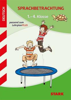 Sammelband Grundschule - Deutsch Sprachbetrachtung 1.-4. Klasse [Taschenbuch]