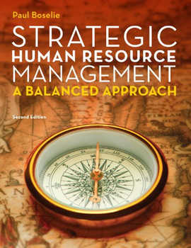 Strategic Human Resource Management - Boselie, Paul
