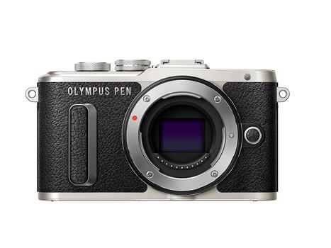 Olympus Pen E-PL8 body nero