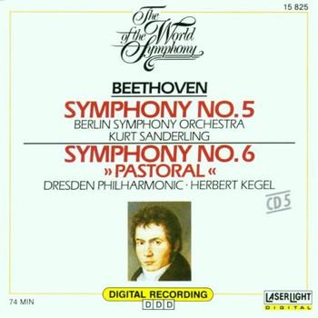 Various - The World of the  Symphony - Ludwig van Beethoven: Sinfonien Nr. 5 und Nr. 6