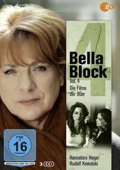 Bella Block - Die Filme der 90er Jahre [3 Discs]