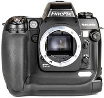 Fujifilm FinePix S3 Pro zwart