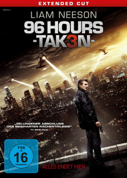 96 Hours - Taken 3 [Extended Cut]