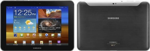 """Samsung Galaxy Tab 10.1 10,1"""" 64 Go [Wi-Fi + 3G] soft black (noir)"""