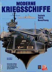 Moderne Kriegsschiffe - David Miller