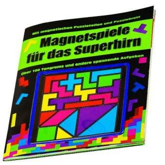 Magnetspiele für Superhirne - Claire Noonan