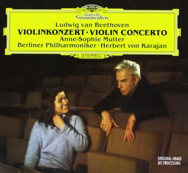 Anne-Sophie Mutter - Violinkonzert Op.61