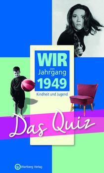 Wir vom Jahrgang 1949 - Das Quiz - Helmut Blecher  [Taschenbuch]