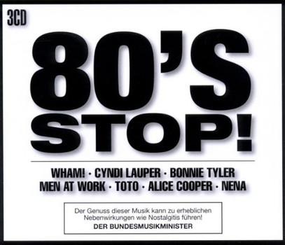Various - 80s Stop [3 CDs]