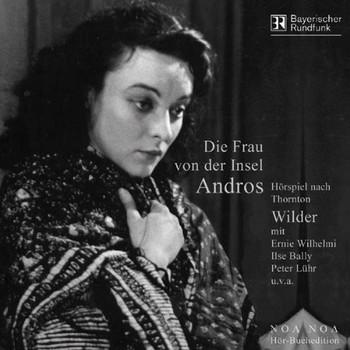 Die Frau von der Insel Andros, 2 Audio-CDs