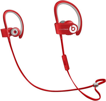 Beats by Dr. Dre Powerbeats2 Wireless rosso